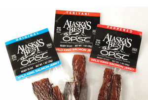 King Salmon Jerky-6 Pack