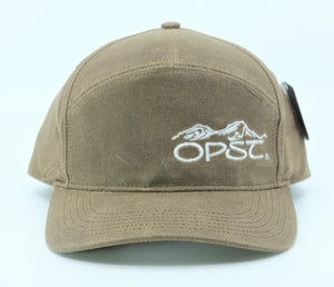 6 Panel Hat-Water Repel/ UPF Protection