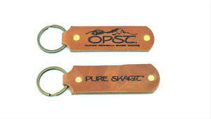OPST Pure Skagit Leather Key Rings