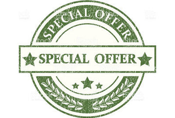 Special Offer Deals discounts Sale