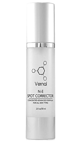 Vernal N-E Dark Spot Corrector Cream - Clinically Proven - Visibly Reduce And Fade Dark Spots, Age Spots & Traces of Past Acne Scars.