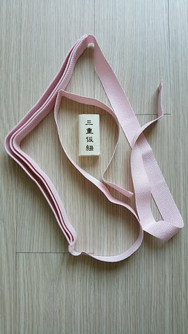 16.08.01 Koshihimo for Fancy Fukuro Obi Knots