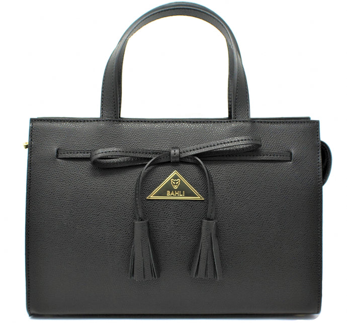 The Bahli Tote - Mystic Black