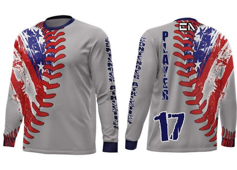 Patriotic Long Sleeve