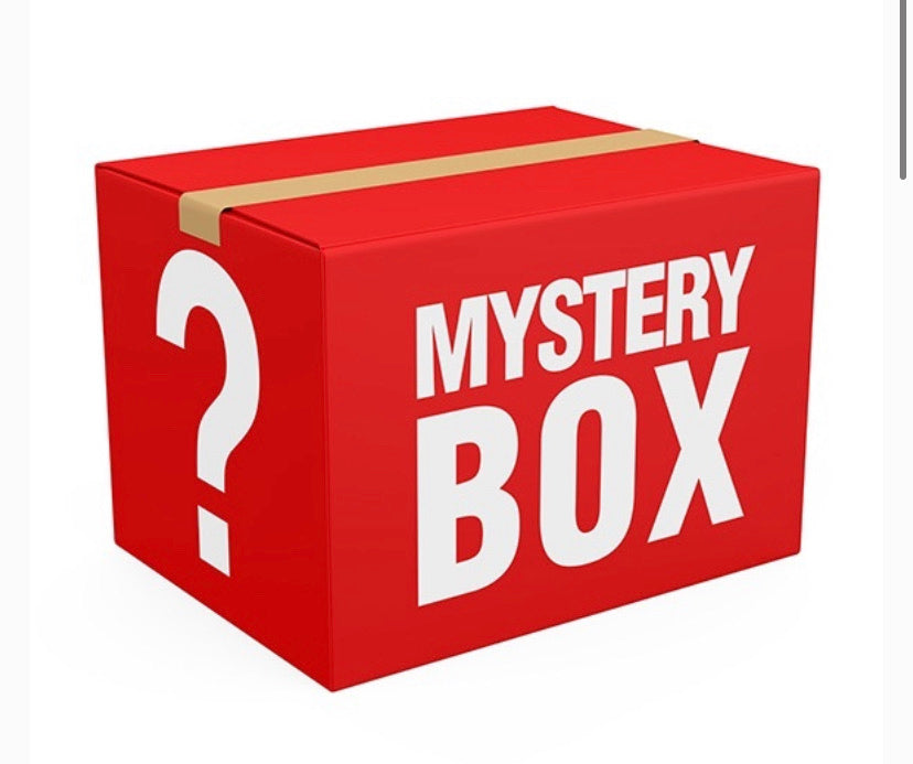 Pick Up Game Mystery Box