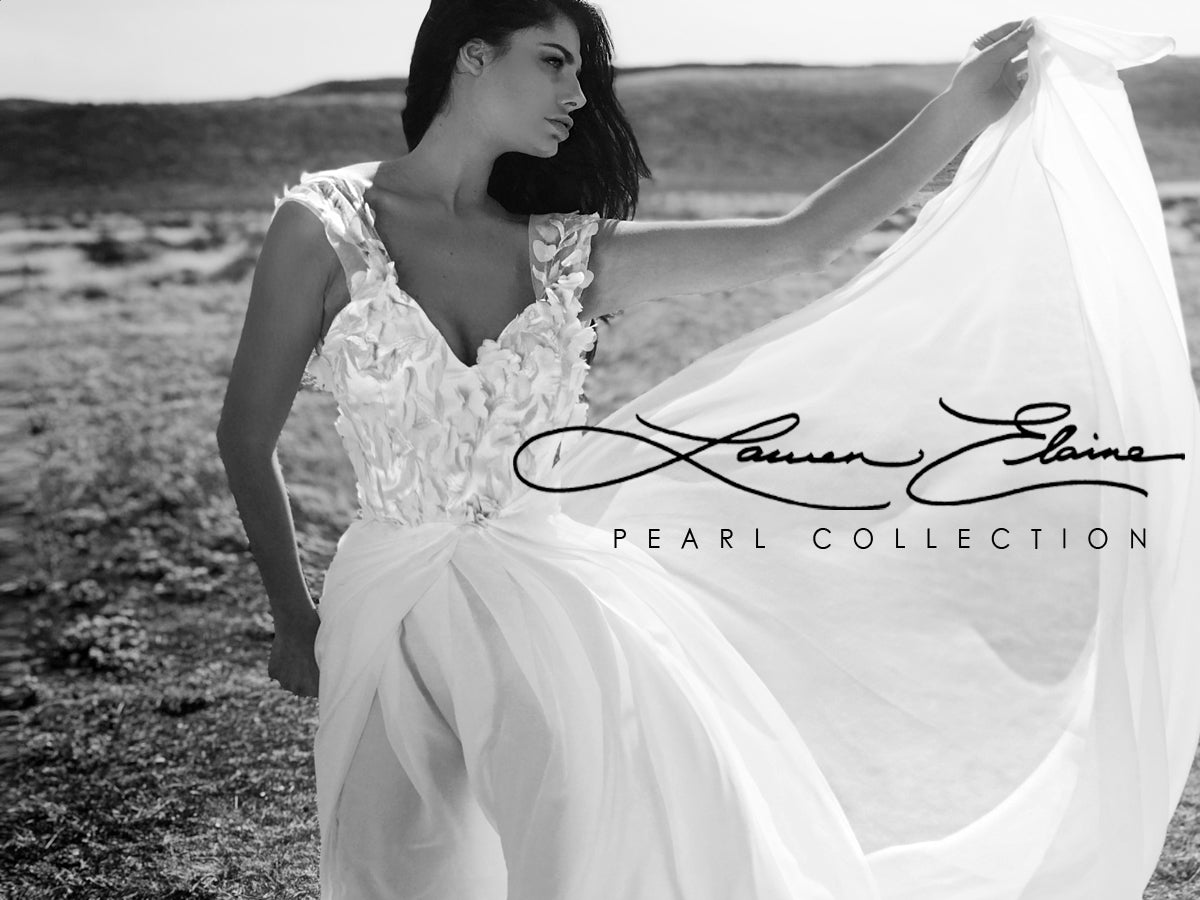 Couture Bridal by Los Angeles Wedding Dress Designer Lauren Elaine