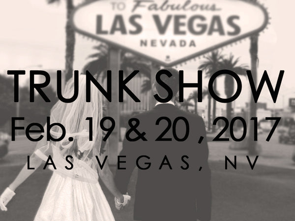 Lauren Elaine Bridal Trunk Show in Las vegas