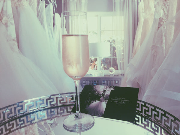 "Book a ""Luxe"" Lauren Elaine Style House Appointment for wedding gowns in Los Angeles"