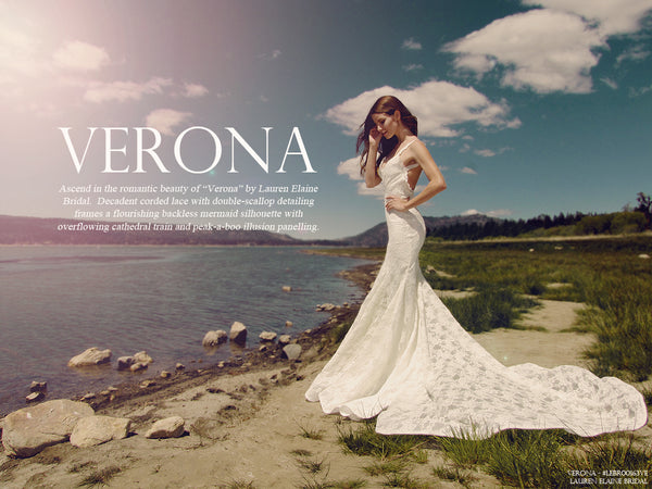Verona by Lauren Elaine Bridal - View the Lookbook
