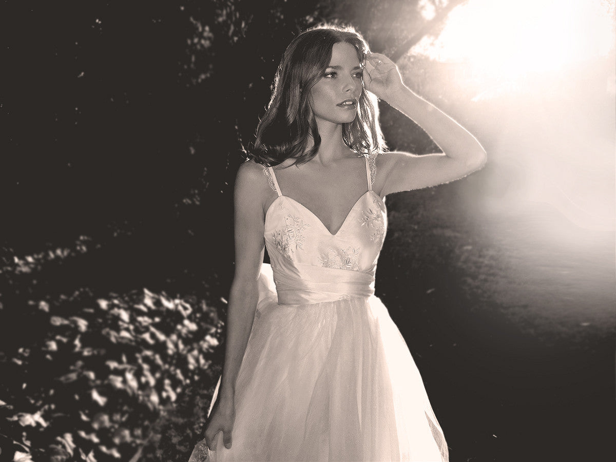 The Briarleigh gown by Lauren Elaine Bridal.