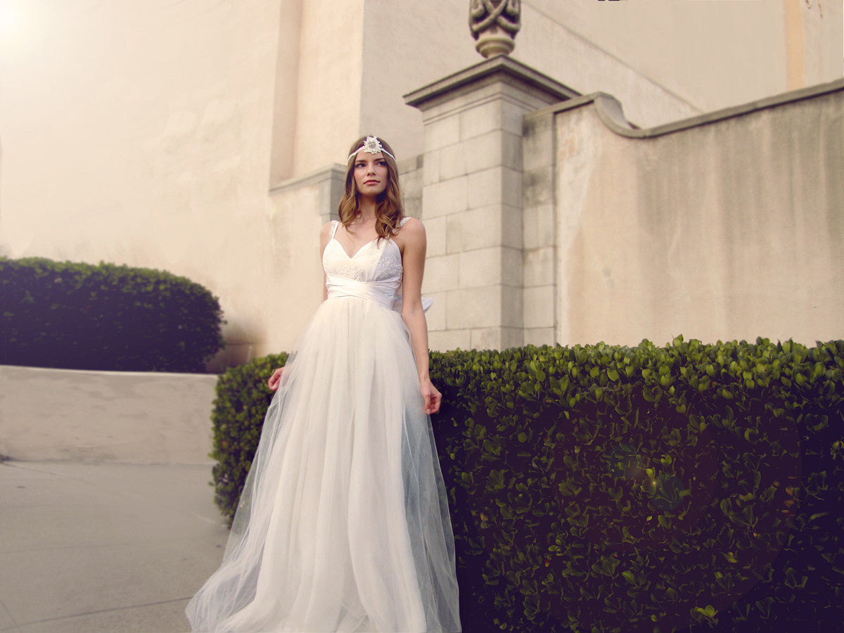 Briarleigh gown by Lauren Elaine Bridal.