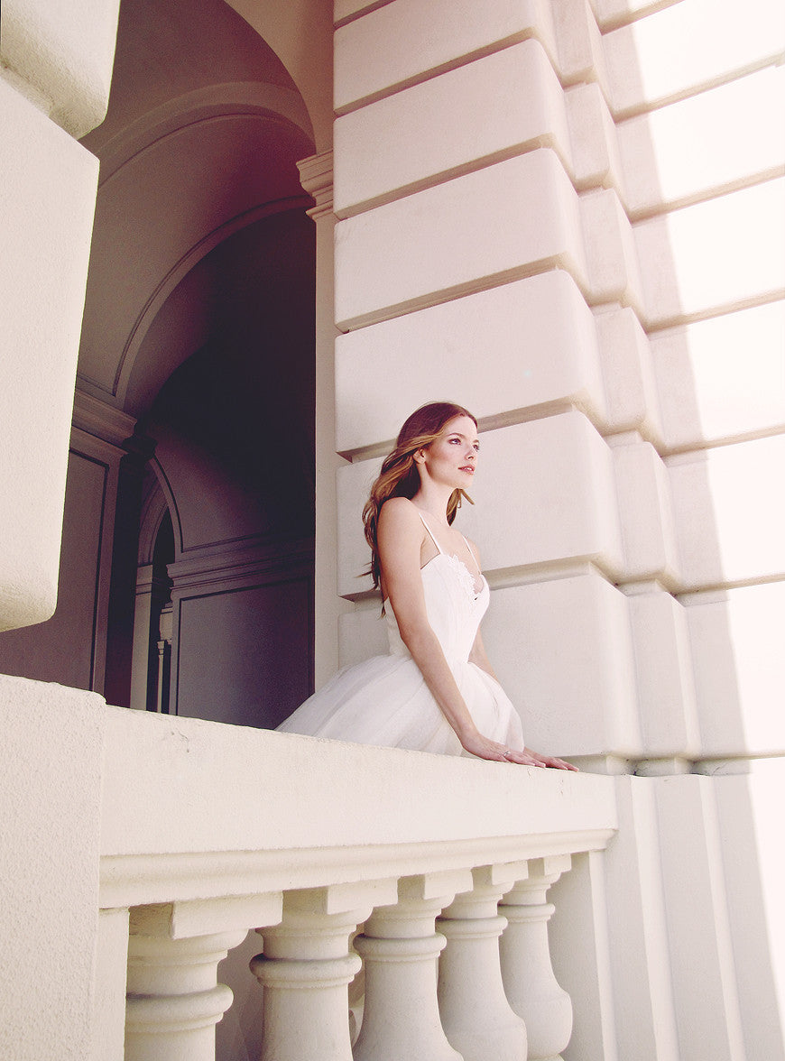 Fairytale princess wedding dresses by Lauren Elaine