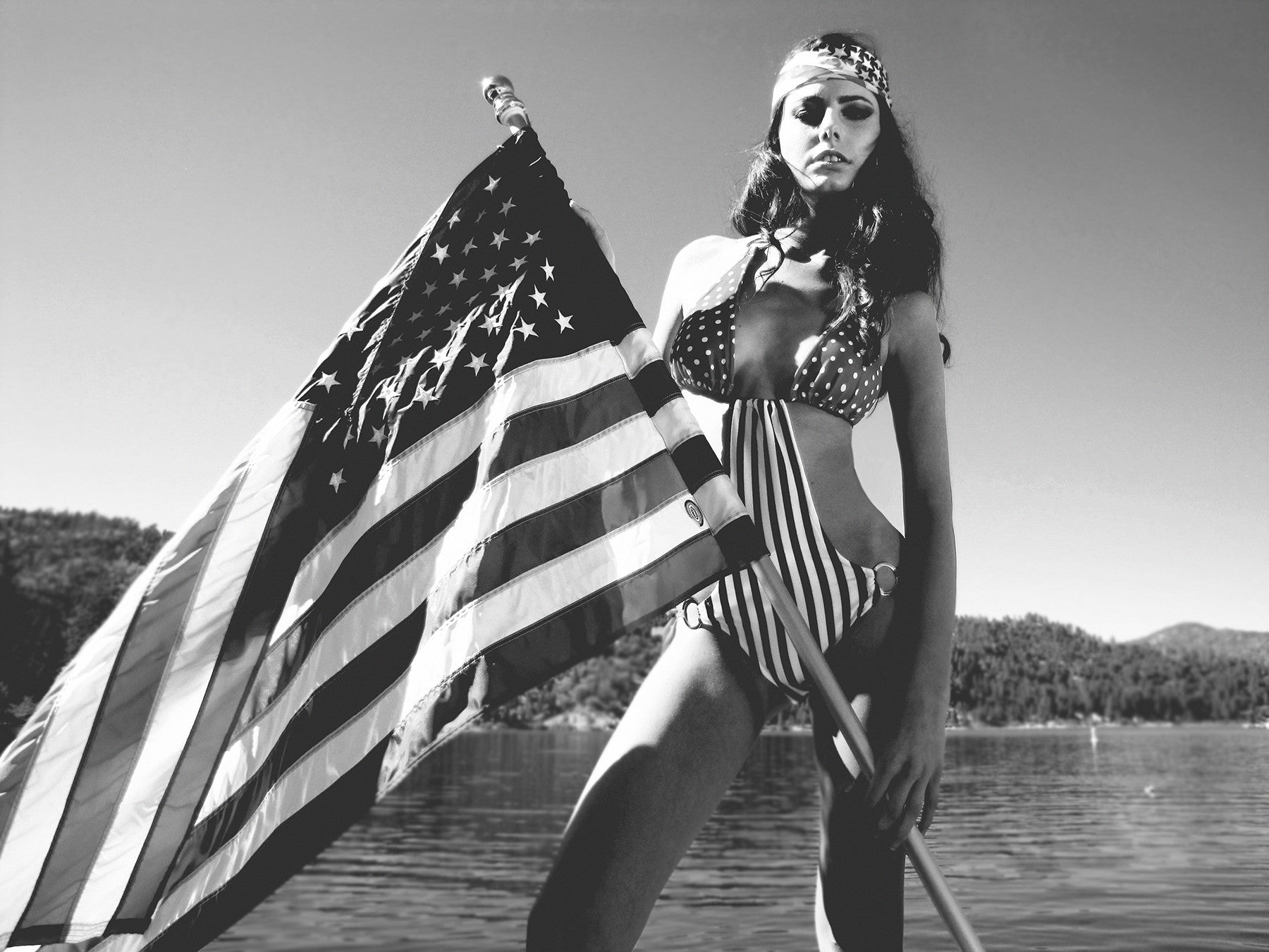 New Arrival! The Patriot Monokini