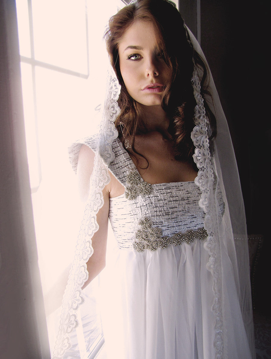 Avaline Gown by Lauren Elaine Bridal