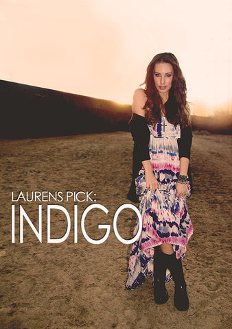 LAUREN'S PICK: The INDIGO Dress