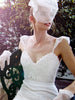 Gardenia gown by Lauren Elaine Bridal, Affordable, made in the USA bridal
