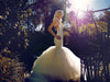 Fairytale princess mermaid wedding gowns by Lauren Elaine Bridal.