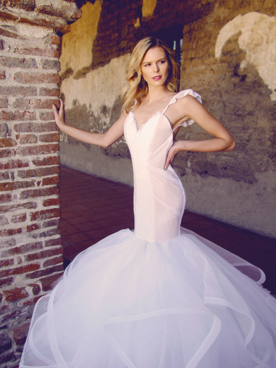 Vivianna by Lauren Elaine Bridal.