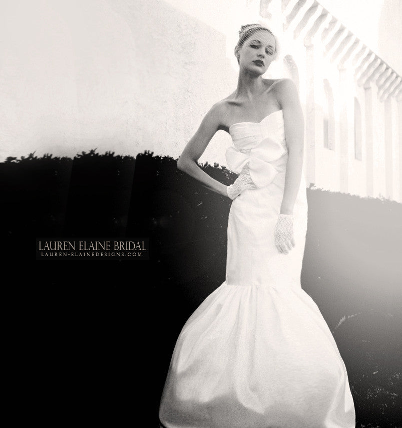 Affordable Bridal Gown, Made in the USA