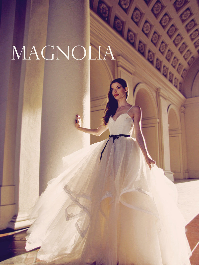 Magnolia wedding dress by Lauren Elaine Bridal main picture
