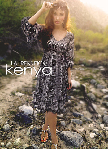 "LAUREN'S PICK: The ""Kenya"" Dress"