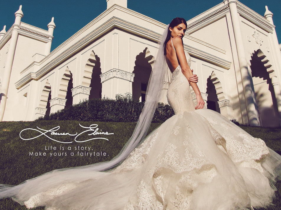 Click to view the collections by Lauren Elaine Bridal