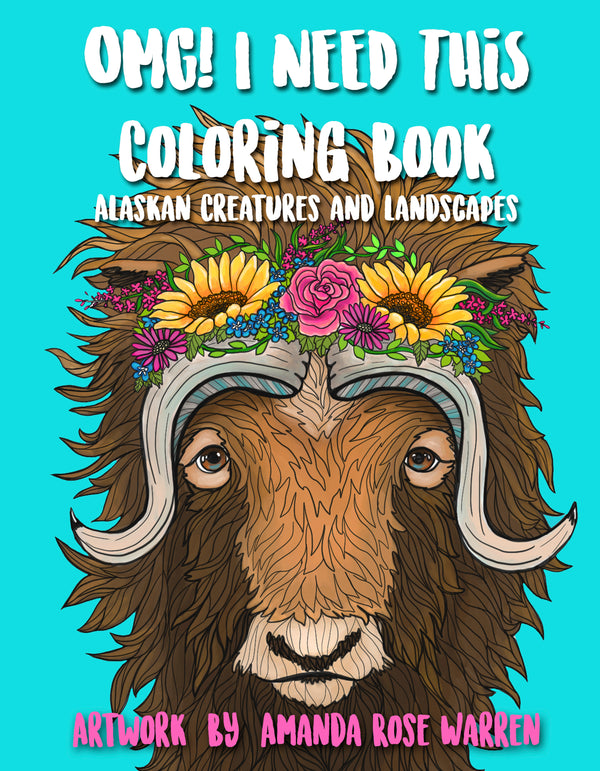 OMG! I Need This Coloring Book!