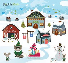 Happy Holidays from Pooki's Mahi & Up To 65% OFF