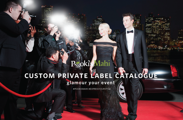 Pooki's Mahi Private Label Catalogue for custom promotional products, private label tea, private label coffee.