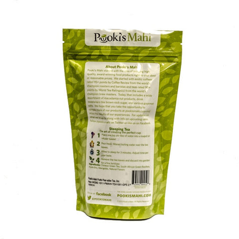 Pooki's Mahi Frutto Pear-adise Tea, 2oz.