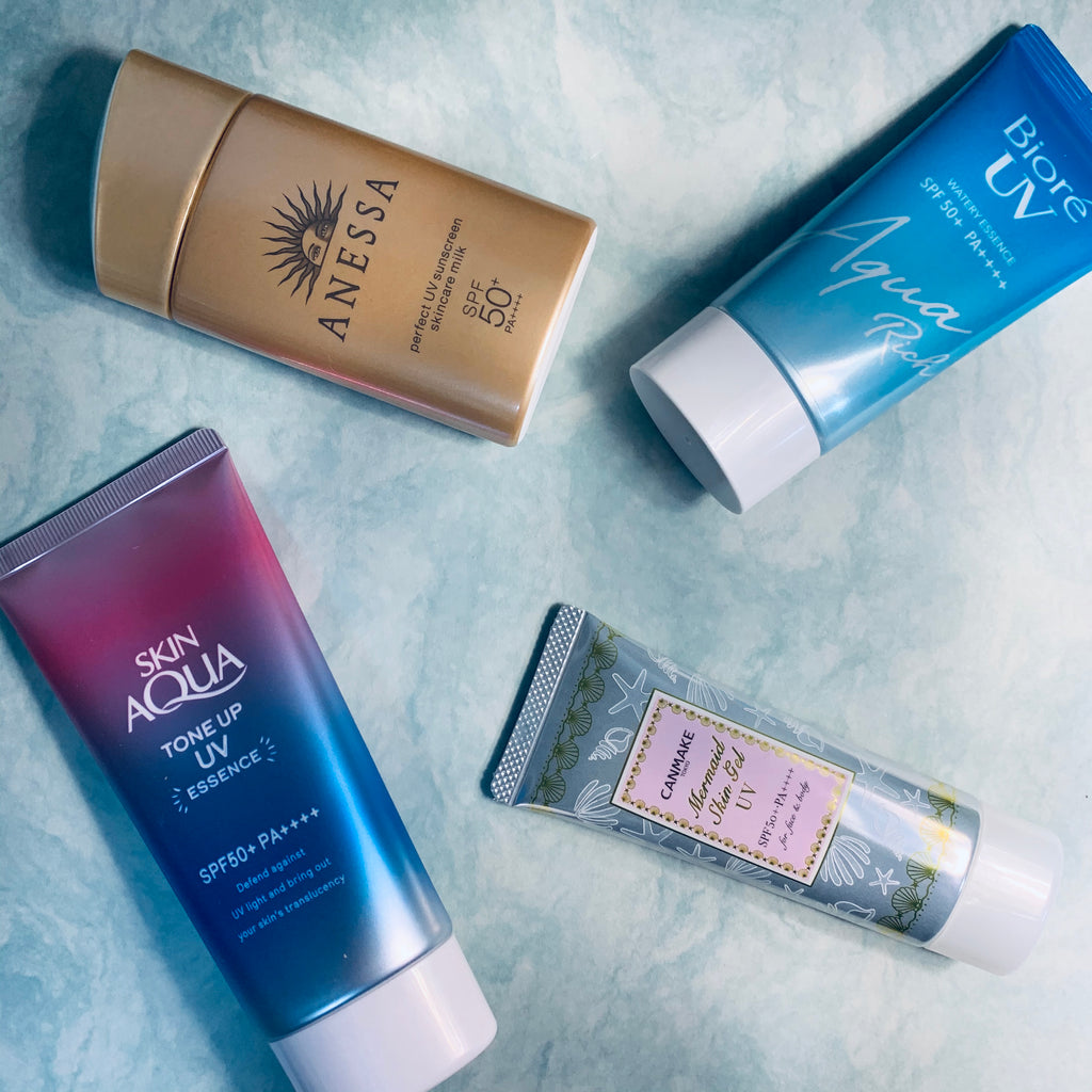 10 Best Japanese Sunscreens in 2020