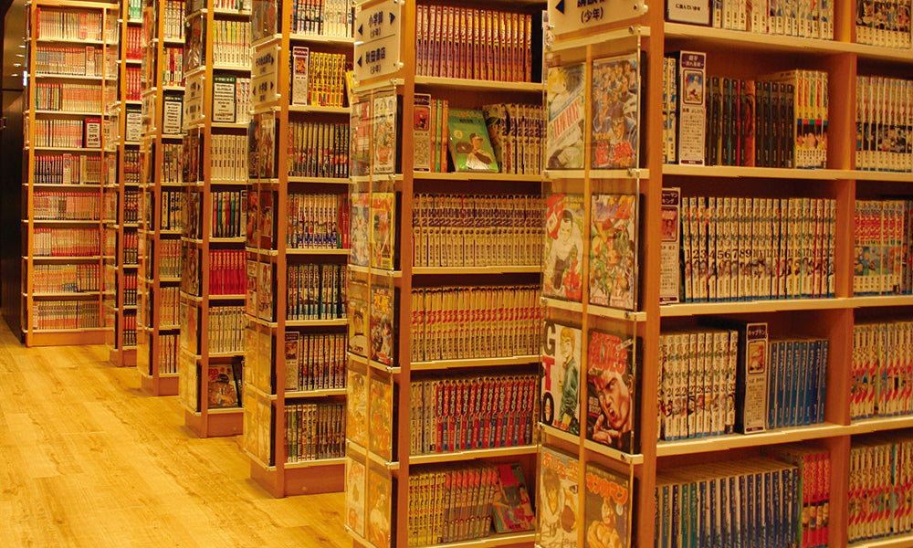 Introduction to Japanese Internet and Manga Café: A Place Where You Can Have A Relaxing Time