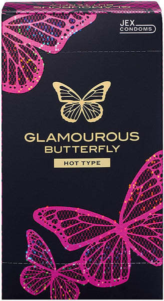 Glamourous Butterfly Hot Type 1000