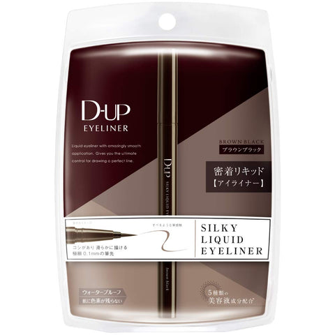 D-up Silky Liquid Eyeliner