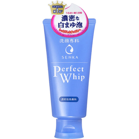 Senka Perfect Whip Cleansing Foam
