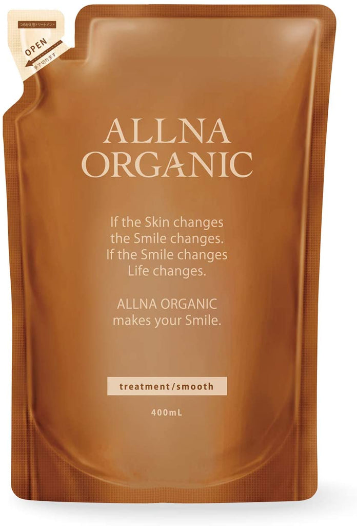 Allna Organic Botanical Scent Treatment / Smooth Refill 400 ml