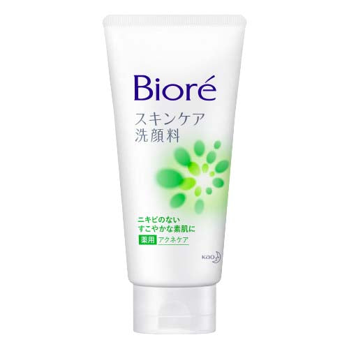 Biore Skincare Medicated Acne Care Face Wash