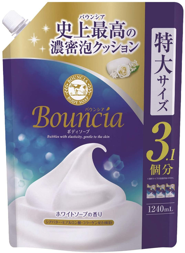 Bouncia Body Soap Refill 1240 ml
