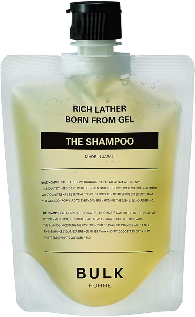Bulk Homme THE SHAMPOO 200 ml Amino Acid/Non-Silicone
