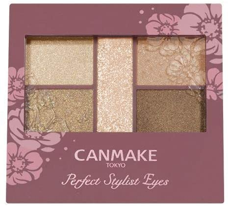 Canmake Perfect Stylist Eye Shadow Baby Beige