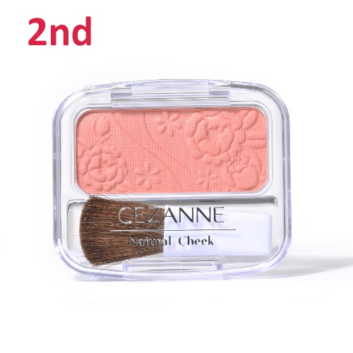 No.2 Cezanne Natural Cheek