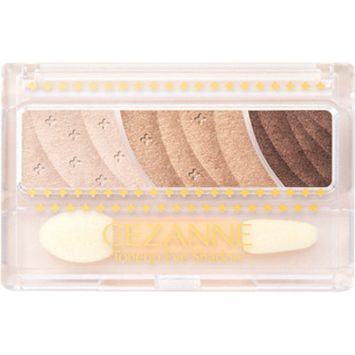 Cezanne Toneup Eye Shadow Natural Brown