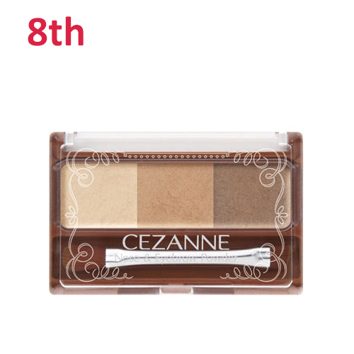 No.8 Cezanne Nose and Eyebrow Powder