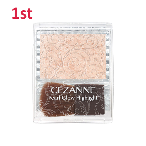 No.1 Cezanne Pearl Glow Highlight