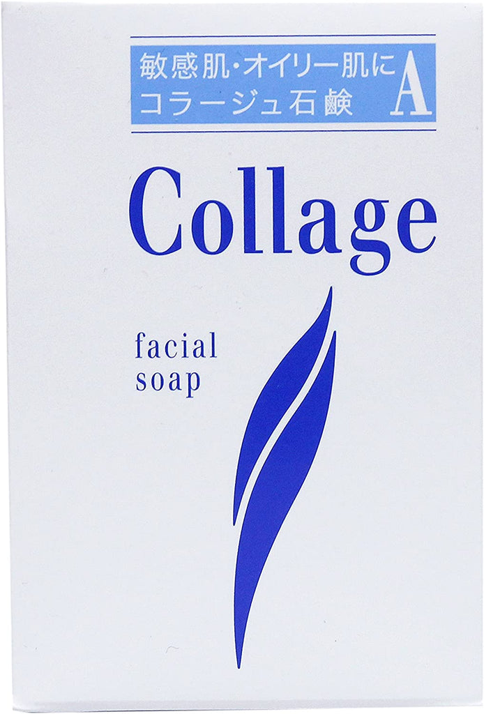 Collage A Oily Skin Soap 100 g