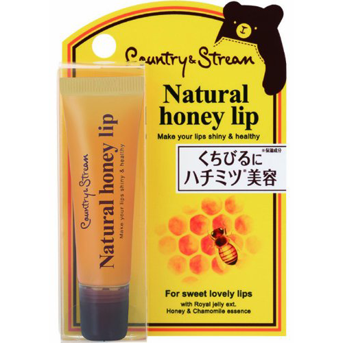 Country & Stream Honey Full Lip 10g