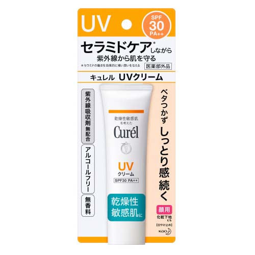 Curel UV Cream SPF30/PA++