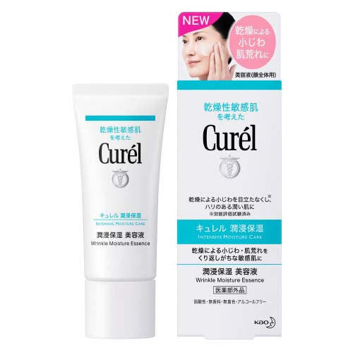 Curel Wrinkle Moisture Essence