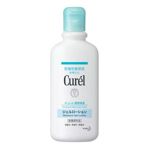 Curel Moisture Gel Lotion