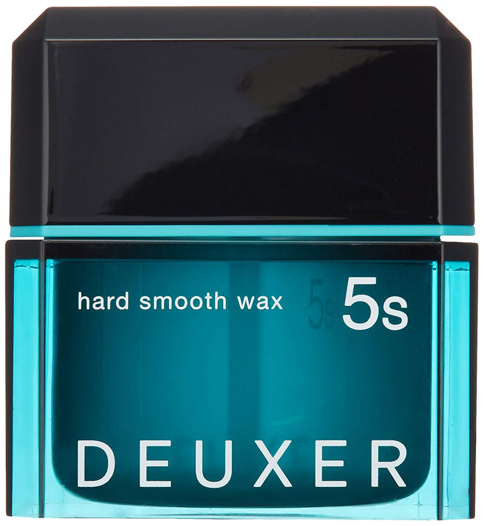 DEUXER Number Series Hard Smooth Wax 5s